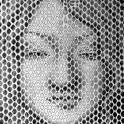"The Four Wives (Detail), 2013 pencil on paper 30""w X 30"" h 76.2cm X 76.2cm"